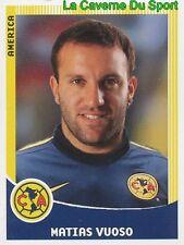 014 MATIAS VUOSO ARGENTINA CF.AMERICA PRIMERA DIVISION APERTURA 2010 PANINI