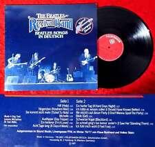 LP Beatles Revival Band: Beatles Songs in deutsch (Telefunken 622998 AO) D 1977