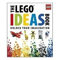 THE LEGO IDEAS BOOK SEALED BRAND NEW UNLOCK YOUR IMAGINATION