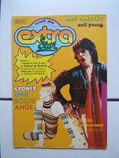 Magazine EXTRA star  num  1- juin  1976  -  pas de poster
