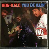 RUN DMC You Be Illin' / Hit It Run (Vinyl 45, Profile) NEW