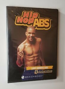 NEW BeachBody Hip Hop Abs-Last Minute Abs With Shaun T DVD 2007 SEALED