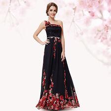 Regular Formal Floral Lace Dresses for Women