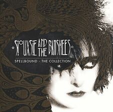 SIOUXSIE AND & THE BANSHEES: SPELLBOUND THE (GREATEST HITS) COLLECTION CD NEW