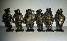 Soldatini Kinder Metalfiguren Serie Romani 40mm Ottone