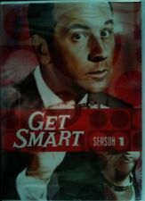 GET SMART The COMPLETE FIRST SEASON All 30 Episodes 4-Disc Set SEALED