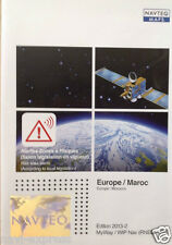 Navigazione Europa 2013-2 SD CARD WIP NAV MyWay PEUGEOT