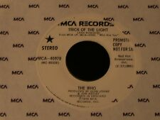 The Who-Trick Of The Light-1978 US Promo 45-CLEAN!