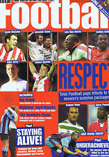IAN CROOK / GAVIN McCANN / IPSWICH / ASHLEY COLE	Total Football	no.	73	May	2001
