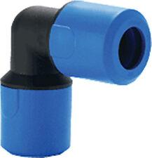 25mm Speedfit Push Fit Blu gomito uguale per acqua fredda ug302b