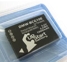 DMW- BCG10PP BCG10 BATTERY FOR PANASONIC LUMIX ZS3 TZ10