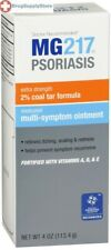 MG-217 Multi-symptom Medicated Ointment for Psoriasis Coal Tar Formula 4 oz