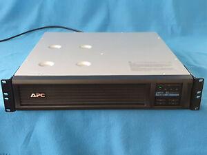 APC Smart UPS SMT1000RMI2U, 670W, generalüberholt, neue Akkus, wie neu!!!