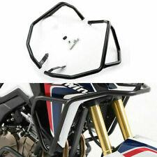 Obere Sturzbügel/Schutzbügel Schwarz für Honda CRF1000L Africa Twin 2016 2019 F3