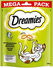Dreamies Klassiker   Katzensnacks Katzenleckerli Leckerli mit Thunfisch 180g