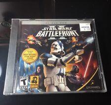 Star Wars: Battlefront II (2) -- Jewel Case PC DVD-ROM -- BRAND NEW/SEALED