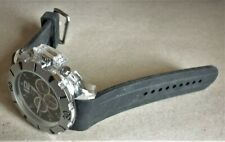 + Wristwatch °° Giorgie Valentian HERRENUHR mit Silikon-Armband JB011019