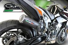 SILENCIEUX GPR M3 TITANE NOIR KTM DUKE 790 2017/18