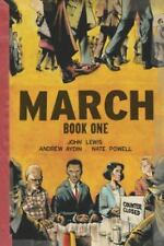 March: By Lewis, John Aydin, Andrew Powell, Nate