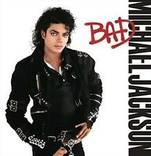 Michael Jackson Bad g/f vinyl LP NEW sealed