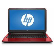 HP 15-F272WM Red 15.6 Inch Premium Flagship Laptop