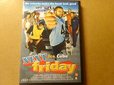 DVD / NEXT FRIDAY ( ICE CUBE )