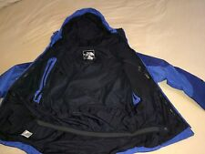 The North Face Mountain Guide 2 Ply Gore-tex XCR Men's Small Parka Jacket Coat