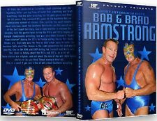 Bob & Brad Armstrong Shoot Interview Wrestling DVD