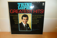 TRINI LOPEZ 12 Inch LP - GREATEST HITS!