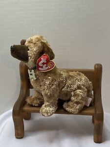 TY Beanie Babies Odie Of Garfield The Movie With Tag Retired   DOB: 2004