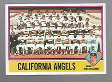 1976 Topps California Angels Team Set with Traded and Nolan Ryan, Bobby Bonds