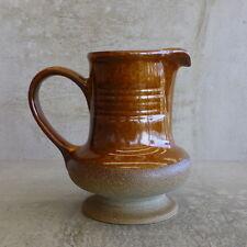 Mid Century Diana Pottery Safari Jug 400mls Australian Pottery 1960s Vintage