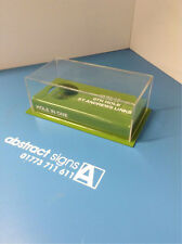 GOLF BALL Personalised Display CASE Your Name Course Date Hole In ONE