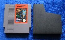 Rad Gravity, Nintendo NES Spiel