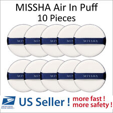 MISSHA Air In Puff 10pcs - US SELLER -