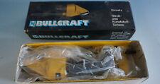 W020-661: Bullcraft Vorsatz Blech Kunstoff Schere für Bohrmaschine