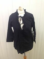 Womens Quicksilver Top - Xs Uk8 - Black - Brand New With Tags!!