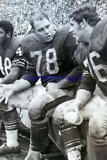 Buffalo Bills VS Kansas City Chiefs Jim Dunaway Mike McBath 11-2-1969  8X10Photo