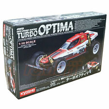 Kyosho 1:10 Turbo Optima 4WD Buggy Kit EP RC Cars Off Road #30619