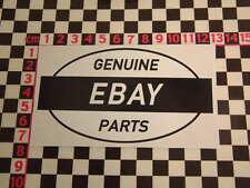 Ed Roth Style Ebay Parts Sticker - MGB Stag Cooper Cortina Capri Escort Imp Mini