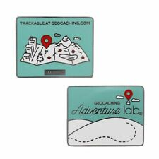 Adventure Lab® Geocoin Geocaching Official Trackable