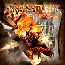 Brainstorm - On The Spur Of The Moment (CD Standard Jewel Case)