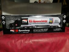 Brand New 2019 Speedway Semi Tanker Truck Mack Vision Batterys Included