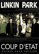 Linkin Park - Coup DEtat Unauthorized (DVD, 2009)