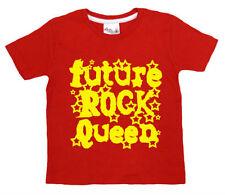 Magliette e maglie rosso per bambina da 0 a 24 mesi