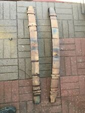 Toyota FJ40 Land Cruiser Leaf Springs - Front - Pair - Originals