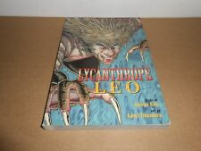 Lycanthrope Leo by Kengo Kaji Manga Book in English