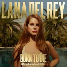 Lana Del Ray Born to Die Paradise Edition Box Set  Box set, Limited Edition