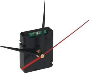 Funk-Uhrwerk DCF Funkuhr + 3 Zeigersätzen schleichender leiser lautlos Zeiger