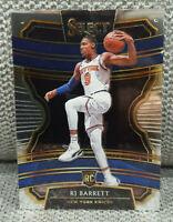 2019-20 Panini Select RJ Barrett Rookie RC #21 New York Knicks 🏀 🔥